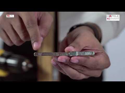 RE-veal Digital Lock Installation Video