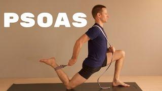 Hip Flexor/Psoas Stretch-How it helps YOU