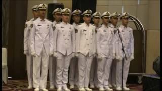 Wisuda Siswa Diklat Keahlian Pelaut Tingkat II Ang XXXI 2016 STIP Jakarta