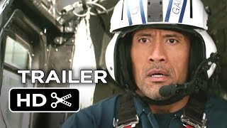 San Andreas Official Trailer 1 2015  Dwayne Johnson Movie HD