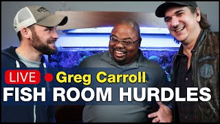 Ep7.1 - Talking reef tank fish rooms and fish room challenges w/ Greg Carroll | BRS360
