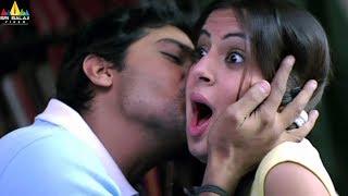Godava Movie Scenes | Vaibhav Teasing Shraddha Arya | Telugu Movie Scenes | Sri Balaji Video