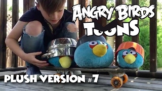 "Angry Birds Toons (Plush Version) - Season 1: Ep 7 - ""True Blue"""