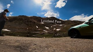 Loveland Pass - DJI HD FPV 1440P 60FPS - One Pack Edit