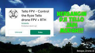 DJI Tello - Coba Tello FPV, Terbang Lebih Smooth