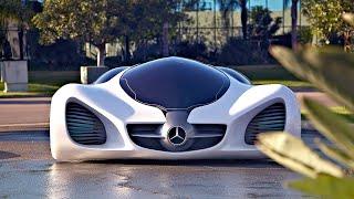 Top 5 Craziest Futuristic Cars 2020