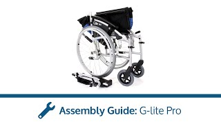 G-Lite Pro Assembly Guide