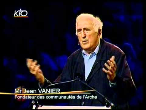 Témoignage : Monsieur Jean Vanier