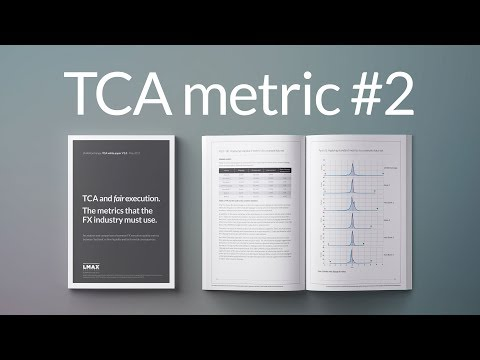 TCA White Paper Metric #2 - Price variation