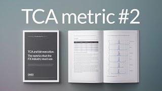 TCA White Paper Metric #2 - Price variation