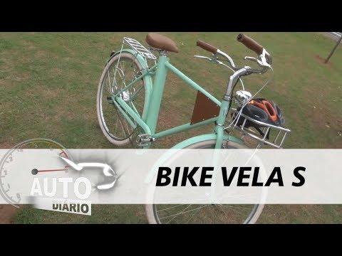 Bicicleta VELA S - testamos e avaliamos