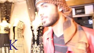 Omar Borkan Al Gala at Khushboos by Chand Birmingham
