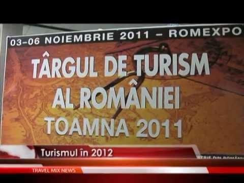 Turismul în 2012 – VIDEO