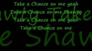 Take a Chance on me lyrics