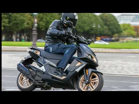 SLUK | 2018 Peugeot Speedfight 125 Smartmotion first ride review