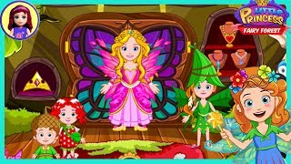 My Little Princess: Fairy Forest App Gameplay with Millie Secrets Revealed