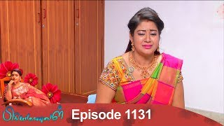 Priyamanaval Episode 1131, 28/09/18