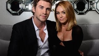 Miley Cyrus Interview - Why She Loves Liam Hemsworth!