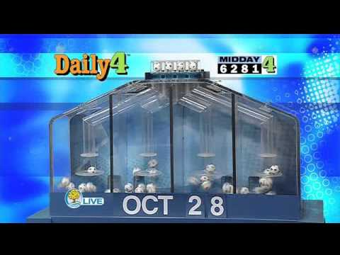 Michigan Lottery Evening Draws for February 28, 2015