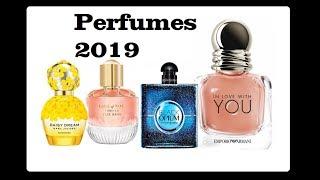 Novedades de perfumes 2019