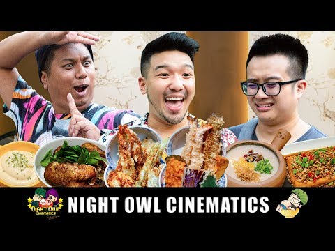 FOOD KING SINGAPORE: SHOPPING MALL MEALS UNDER $20?!