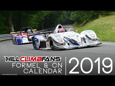 PURE SOUND of Formel & CN Calendar 2019
