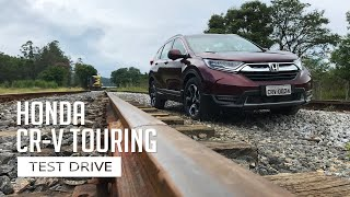 Honda CR-V Touring - Test Drive