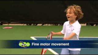 Tennis - When to start your child playing