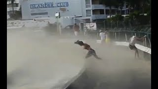Gambar cover Mujer muere al ver despegue de avión en la playa Juliana Airport, St Maarten