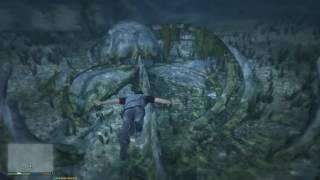 GTA 5 Phượt #7 - Đi tìm quái vật bí ẩn hồ Loch Ness