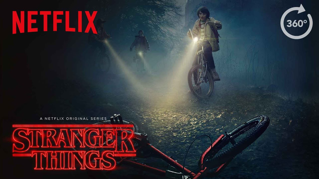 Watch This Creepy Stranger Things Clip In 360-Degree Virtual Reality