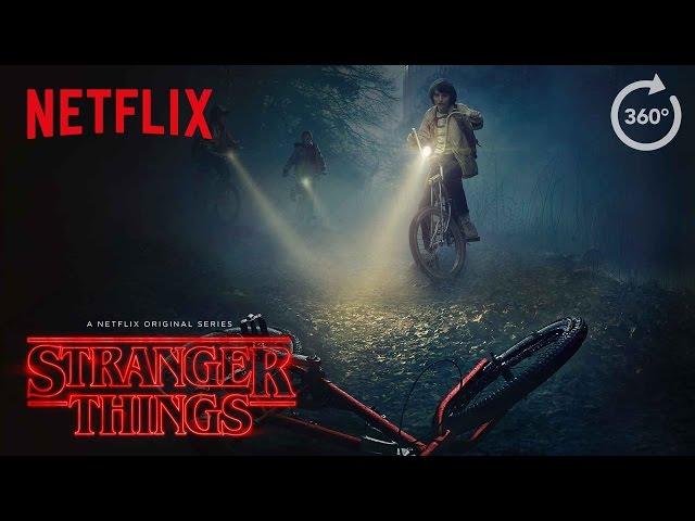 What's creepier than Stranger Things? Stranger Things in VR! Wa