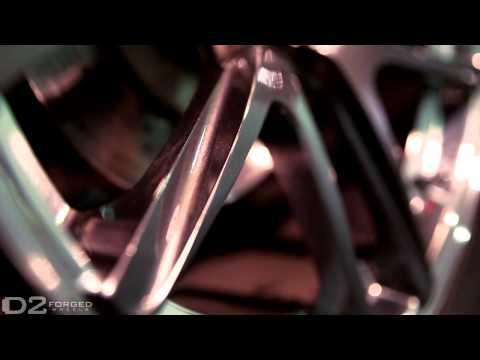 Lamborghini Gallardo | D2Forged MB8 Wheels