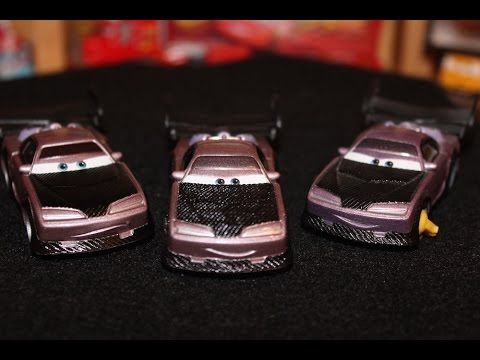 Mattel Disney Cars All Boost Variations (Impound, Flames) Die-casts