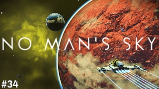 No Man's Sky | Part 34: HOLY WOW! WHAT A SYSTEM! ANOTHER OCEAN PLANET! [NMS | Pathfinder 1.2 Update]