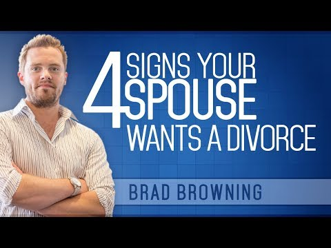 Video Signs Your Spouse Wants A Divorce (And How To Stop It)