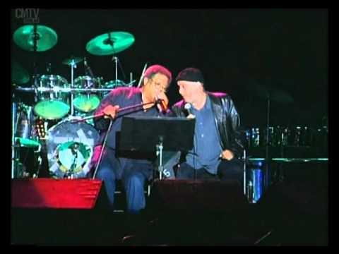 Pablo Milanés video La prefiero compartida (Con Baglietto) - Gran Rex 1999
