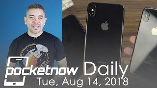 iPhone X Plus with Apple Pencil? Huawei Mate 20 pro & more | Pocketnow Daily