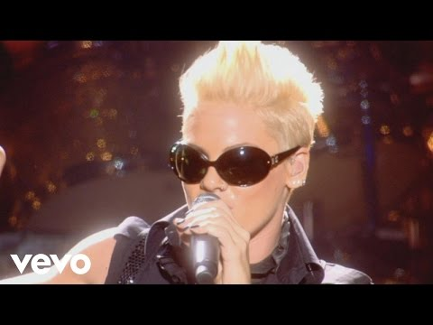 P!nk – Trouble (from Live from Wembley Arena, London, England)