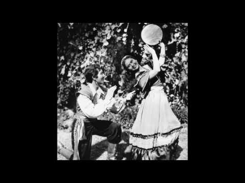 GRAJ PIĘKNY CYGANIE TANGO- TADEUSZ FALISZEWSKI 1935!