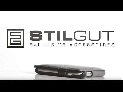iPhone 6s Hülle UltraSlim aus Leder von StilGut