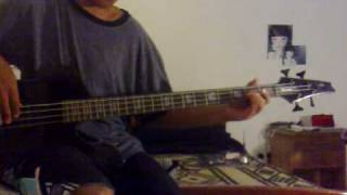 Act One, Scene One by The Fall of Troy (Bass Cover)