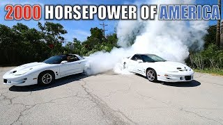 Dodge Demon Who? My 1000 Horsepower Turbo Trans Am Has A Much Faster Evil Twin.