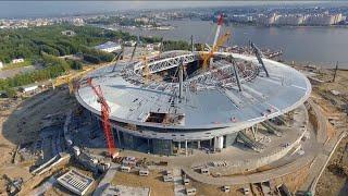 Новый стадион Санкт-Петербурга