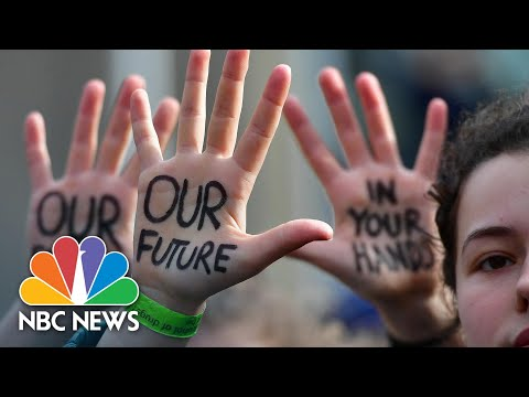 Long-Time Activists, Now First-Time Voters: Gen Z Is Eager To Take Their Power To Polls   NBC News