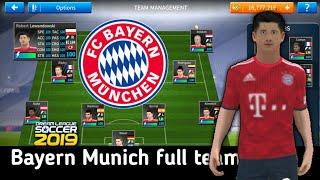 how to create bayern munich in dream league 2018 - Free