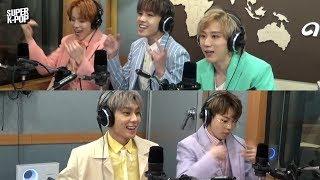 [Super K Pop] 1TEAM (원팀)'s Singin' Live '습관적 VIBE (VIBE)'