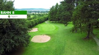 preview picture of video 'Bahn 8 | Golfclub Sieben-Berge Rheden'