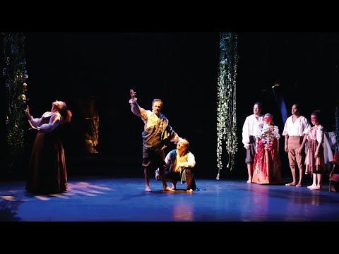Bande-Annonce du spectacle Le Songe d'une Nuit d'été au Théâtre le Ranelagh