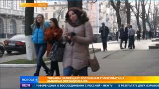 Украинские силовики не пустят россиян в посольство на выборы президента РФ